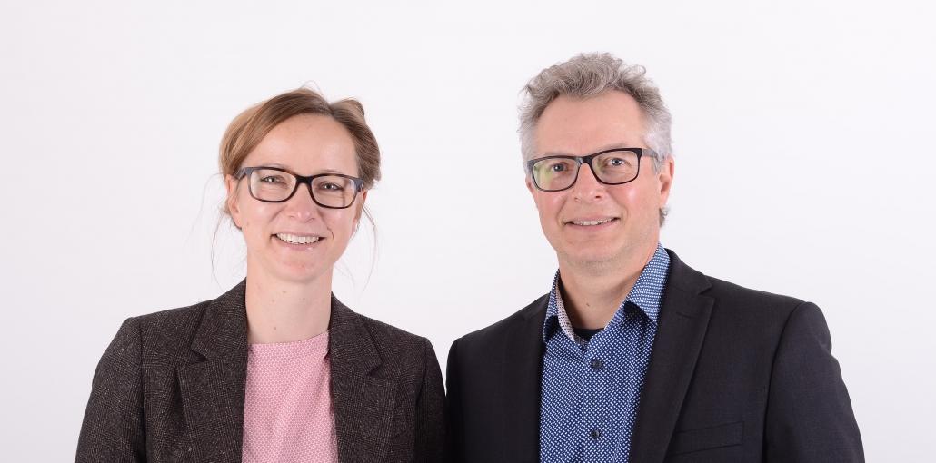 Yvonne Seebens und Gunther Haschker